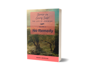 """Terror on Every Side!  Volume 5 – No Remedy"" by Mark Morgan"