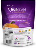 Fruitables Pumpkin & Blueberry Flavor Crunchy Dog Treats