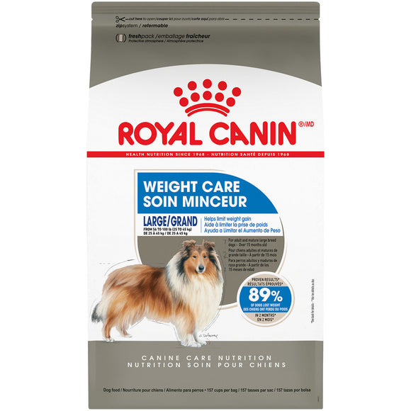 Royal Canin Large Breed Weight Care Dry Dog Food