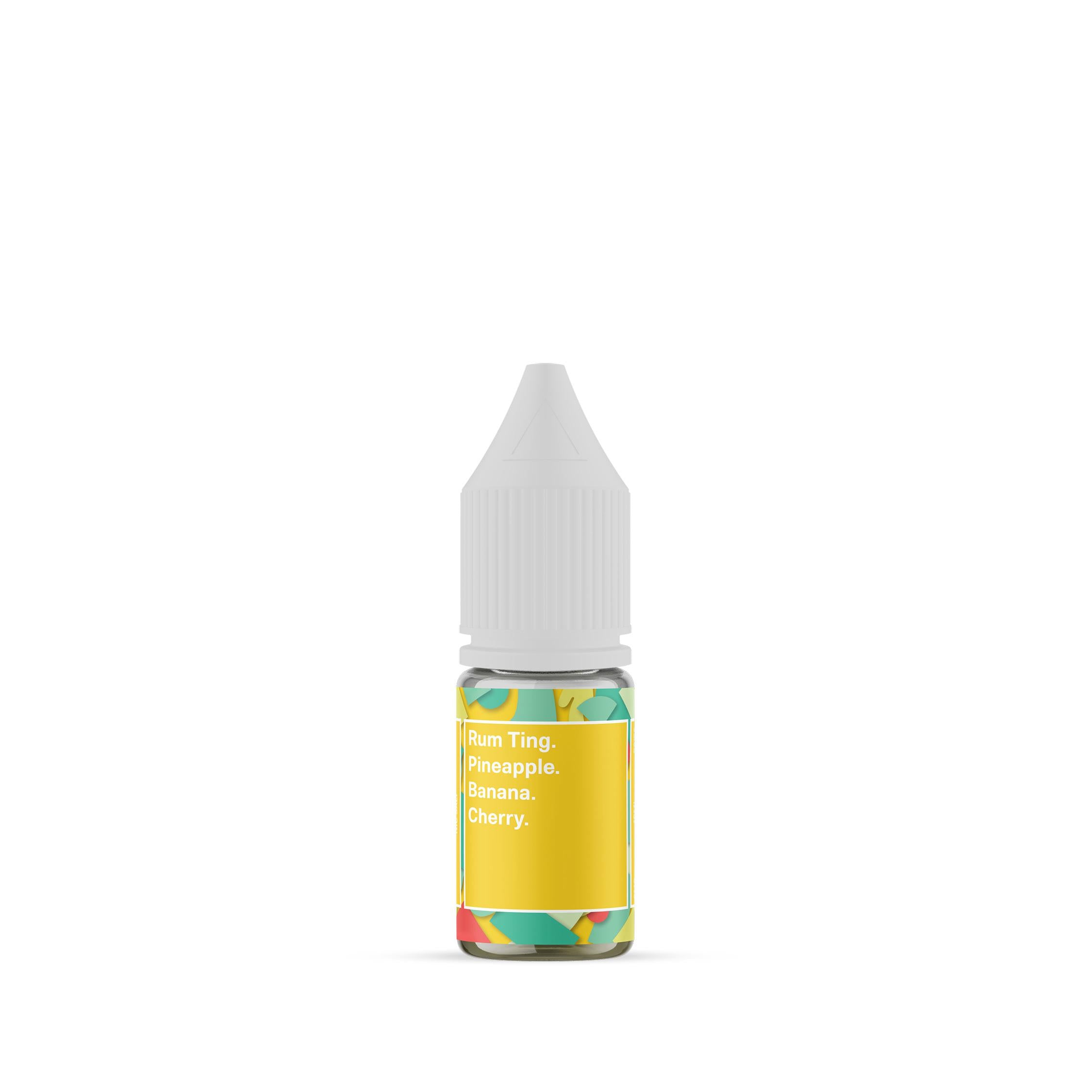 Rum Ting Nic Salt by Supergood. (EU Version)