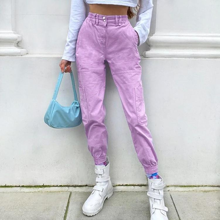 High waist Pencil pants - VioletMosh