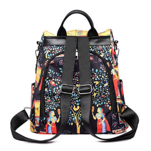 Multifunctional Backpack Handbag