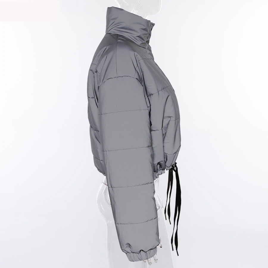 Reflective Short Coat