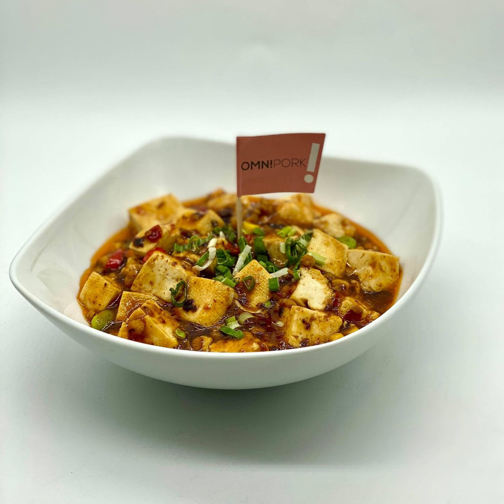 Mapo Tofu with OmniPork