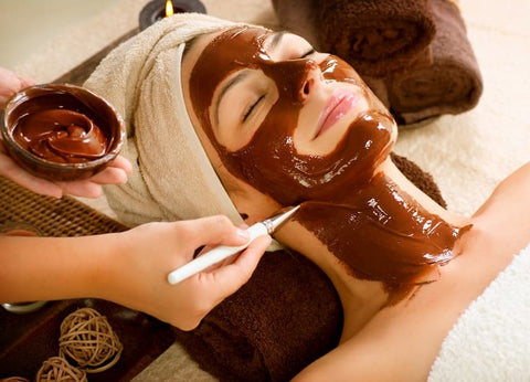 cacao used in skincare