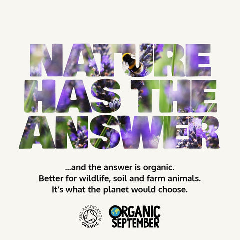 nature has the answer - soil association