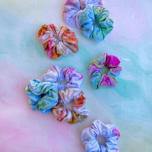 The Camp Scrunchie Bundle of 4