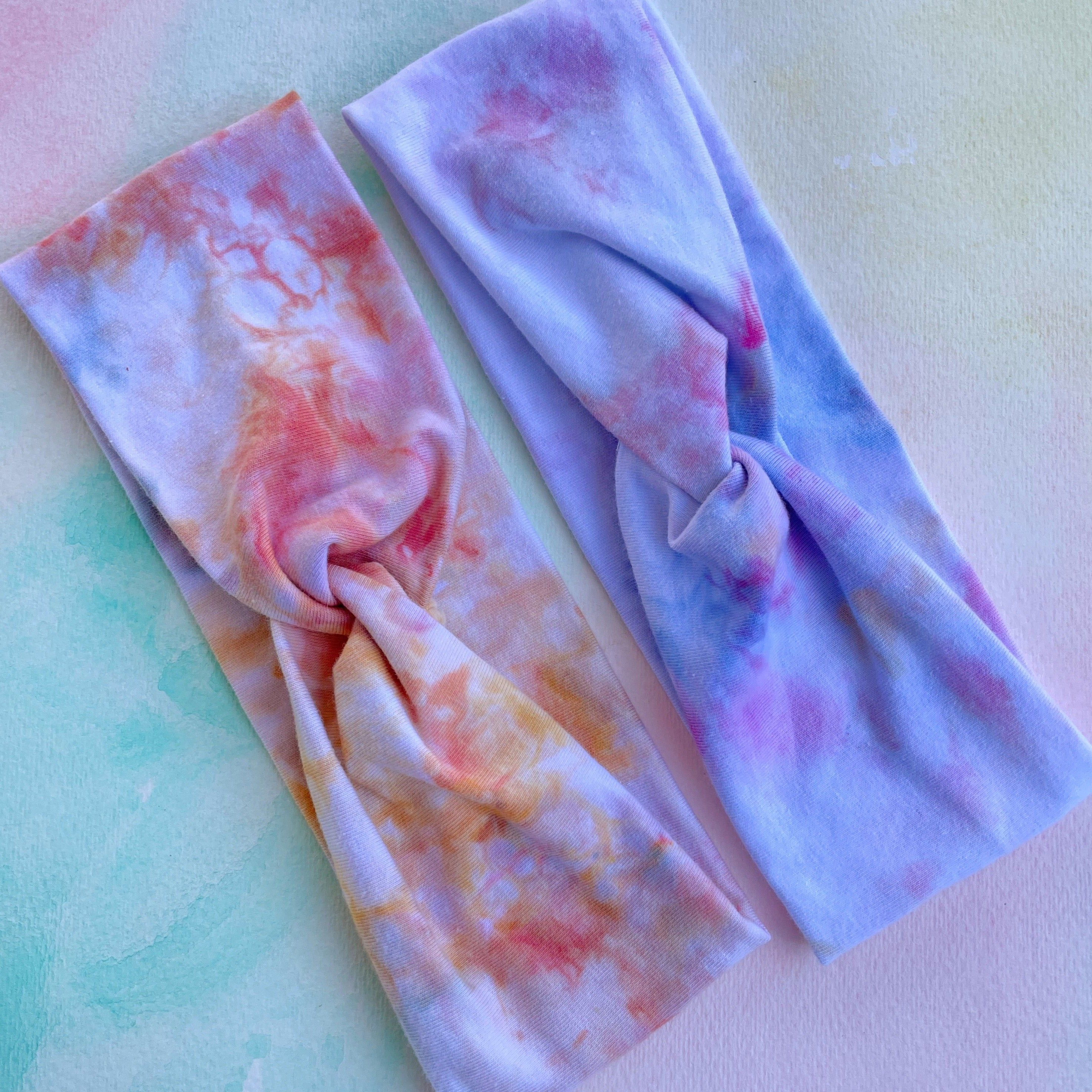 The Camp Headbands Set of 2