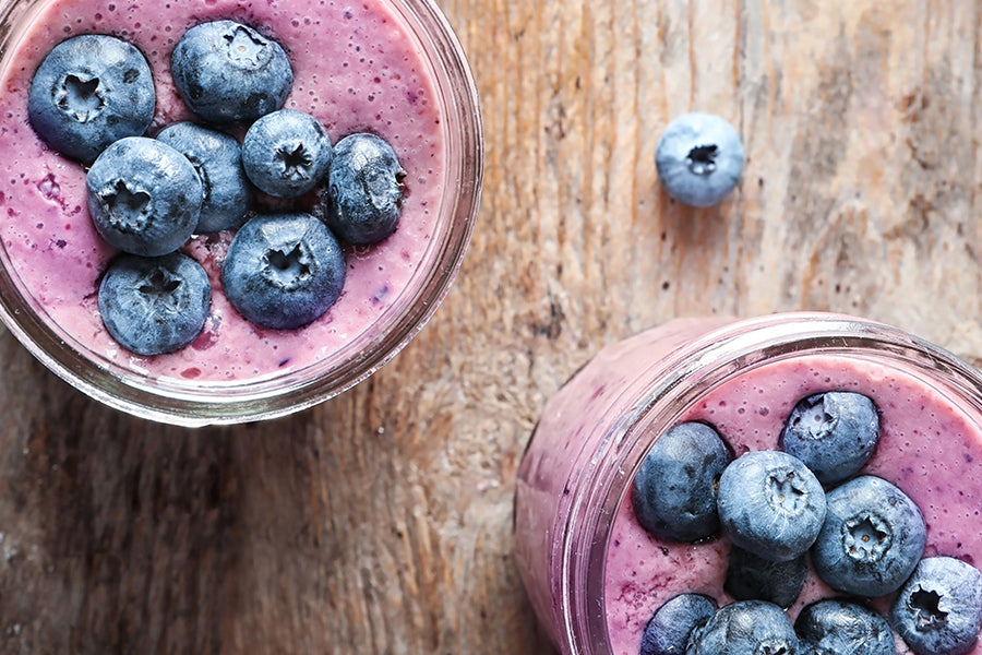 BERRIES PROTEIN SMOOTHIE