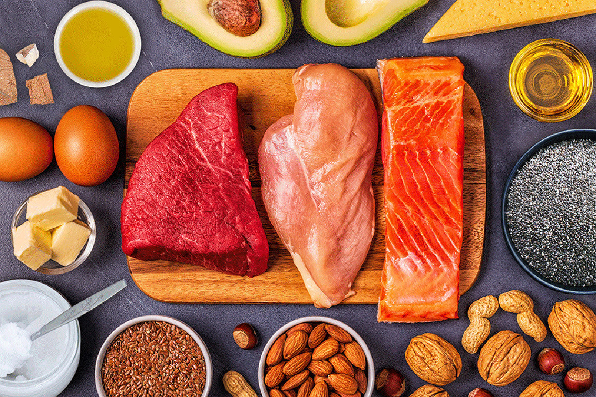 How to balance fats in our body