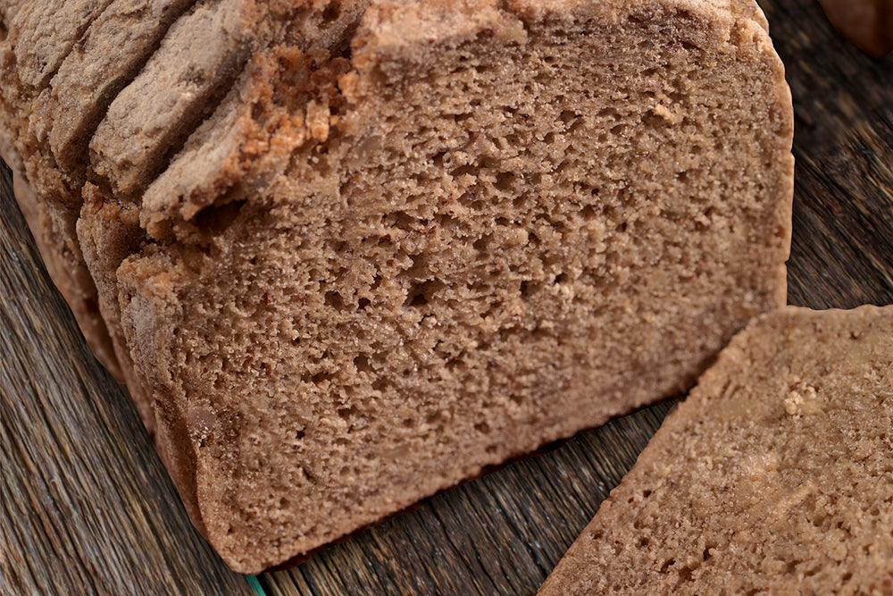 Chia Fiber Bread in Bread Machine