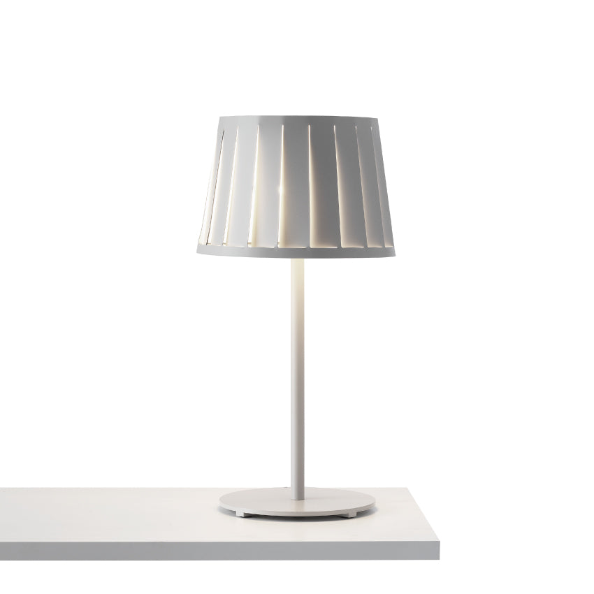 AVS Bordslampa - Vit | Beige | Orange