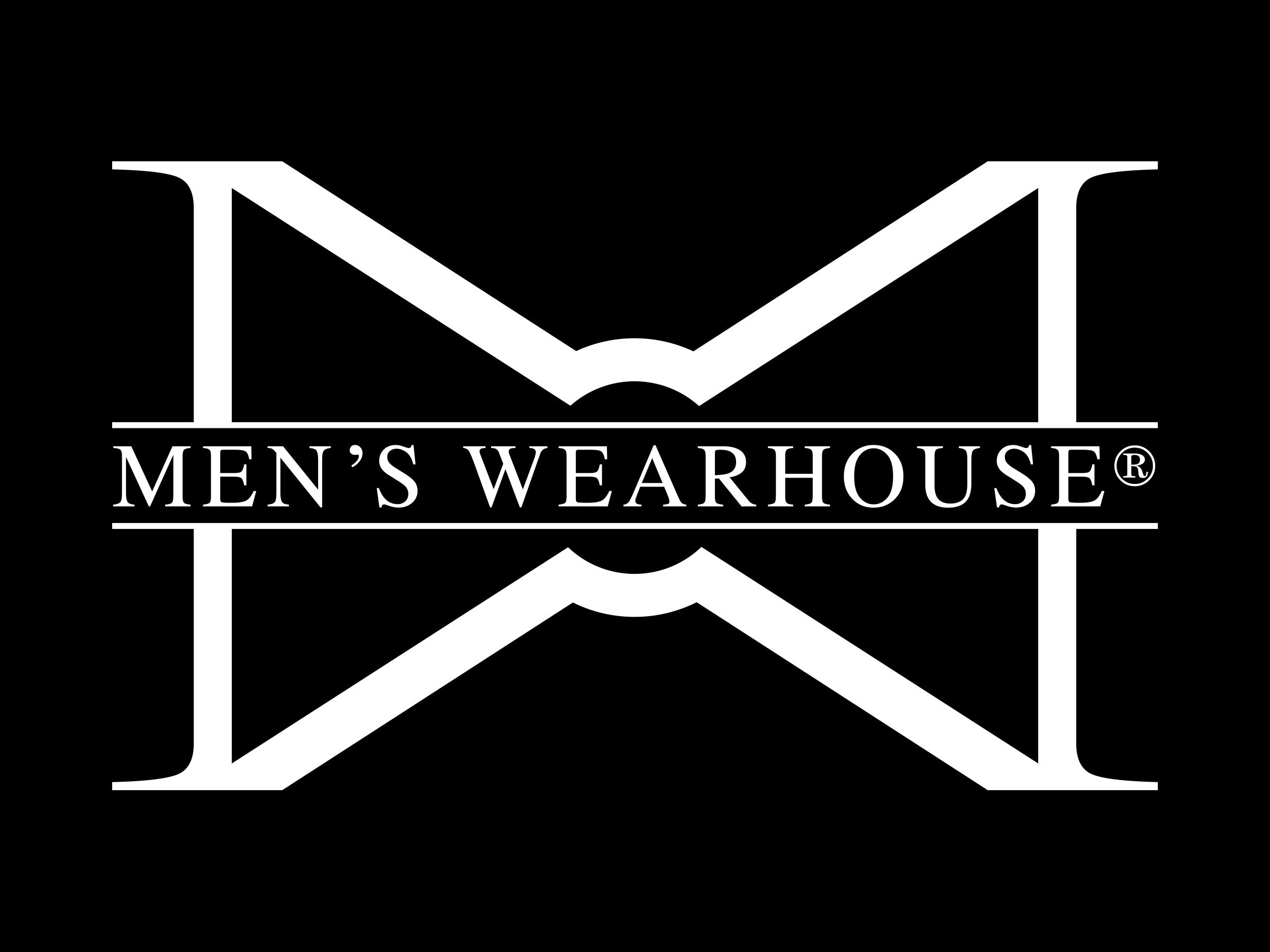 Men's Wearhouse rebrand new logo
