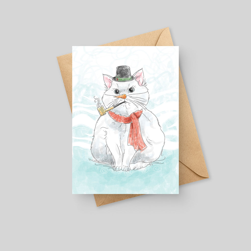 Frosty the Snowcat