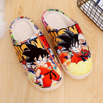 Dragon Ball House Slippers