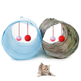 Jouet Tunnel pour Animal chat - Enjouet