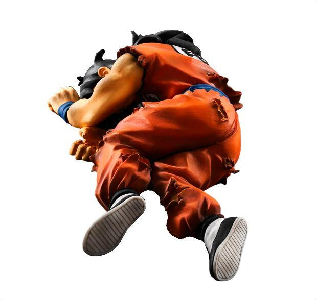 Figurine Yamcha Blessé Dragon Ball Z