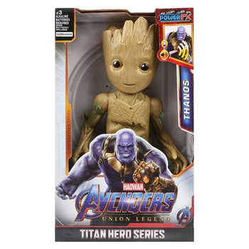 Figurine Marvel gardiens de la galaxie Groot