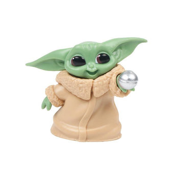 Ensemble 5 Figurine Star Wars bébé Yoda