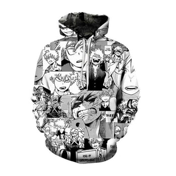 Sweatshirt Anime My Hero Academia