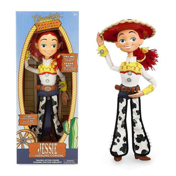 Disney Pixar Toy Story Woody Jesse Articulated Doll