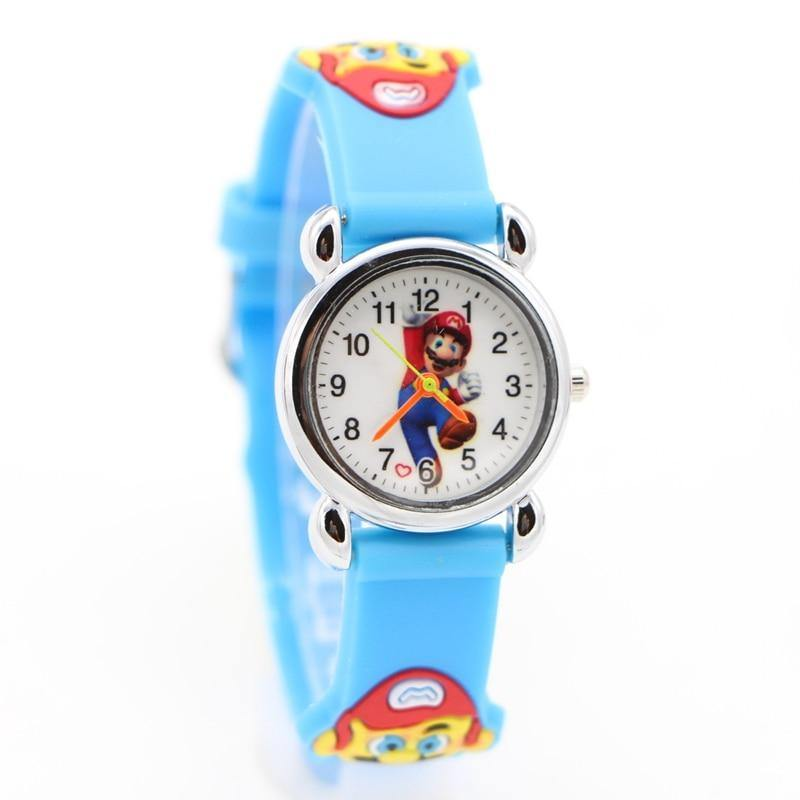 Montre Quartz Enfant Super Mario 3D