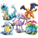 Figurines Lego Personnages Pokemon - Enjouet
