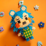 Nanoblock Animal Crossing New Horizons - Enjouet