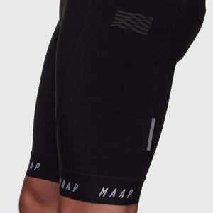 MAAP | Men's Pro Bib Short Black - Enroute.cc