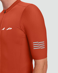 MAAP Evade Pro Base Jersey - Brick - Enroute.cc