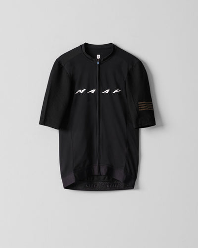 MAAP Evade Pro Base Jersey - Black - Enroute.cc