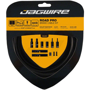 Jagwire Road Pro Brake Kit - Black