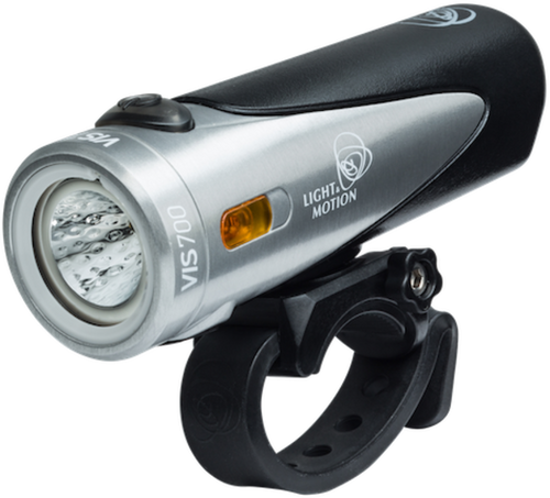 Light & Motion VIS 700 Front Light Tundra Headlight - Enroute.cc