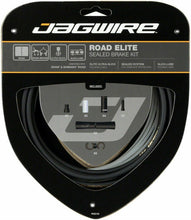Load image into Gallery viewer, Jagwire Road Elite Sealed Brake Kit - Black