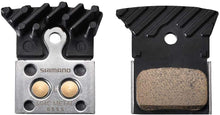 Load image into Gallery viewer, Shimano L04C Metallic Disc Brake Pads Metallic - Enroute.cc