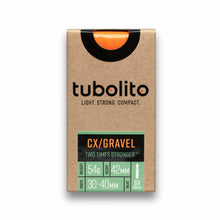 Load image into Gallery viewer, Tubolito Tubo CX - Gravel