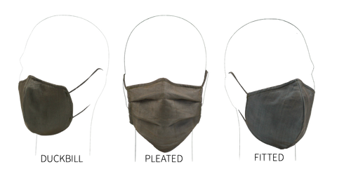 SUPRMASK - Multilayered Surgical Face mask - Mask models