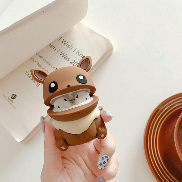 Pokemon Eevee - AirPods Case Sleeves [1/2 Gen]