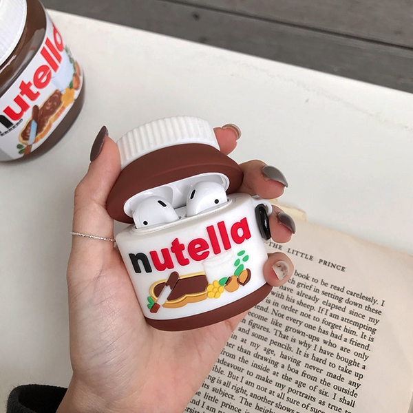 Nutella - AirPods Case Sleeves [1/2 Gen]