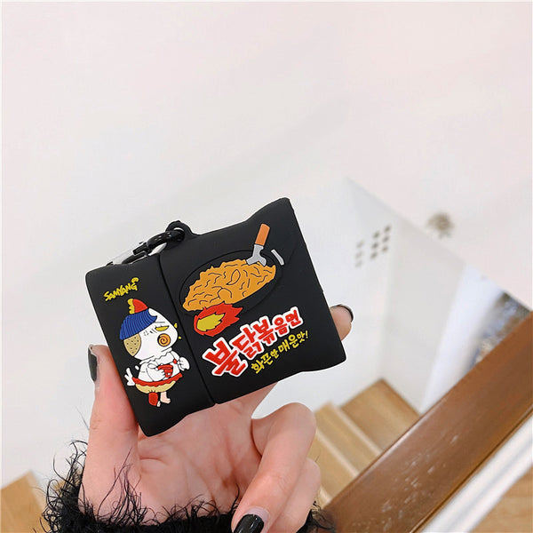 Samyang Hot Chicken Ramen - AirPods Case Sleeves [1/2 Gen]