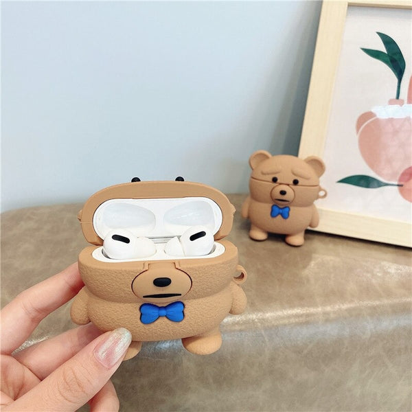 Teddy Bear - AirPods Case Sleeves [1/2 Gen]