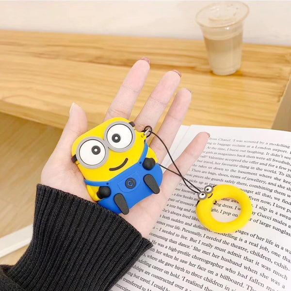 Bob the Minion [Despicable Me] - AirPods Case Sleeves [1/2 Gen]