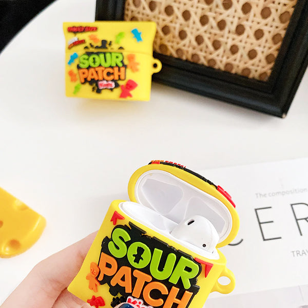 Sour Patch  - AirPods Case Sleeves [1/2 Gen]