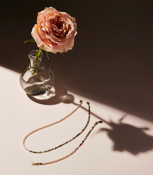 STILL LIFE | MoonRox FW20 - Meridian Necklace and Bracelet