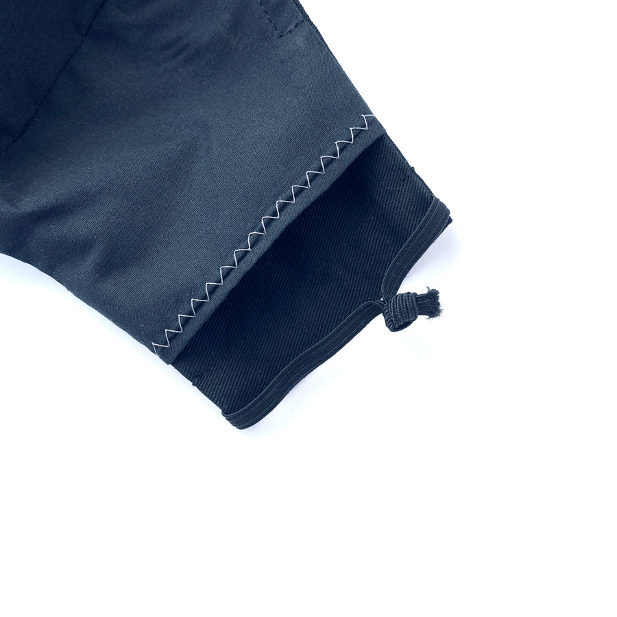 Non-Surgical Reusable Fabric Mask - Black Twill