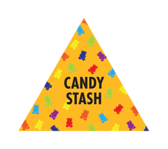 Personalized Candy Gift Set Stickers