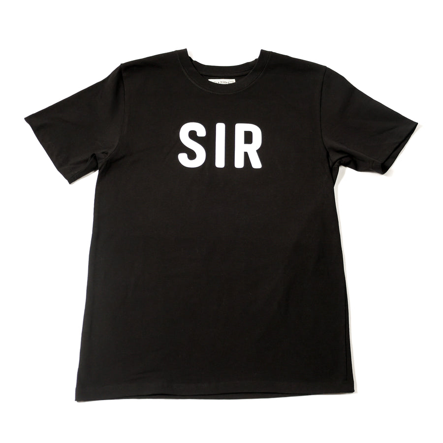 SIR Short-Sleeve | Black
