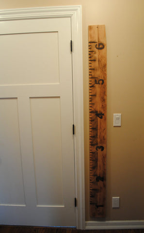 Reclaimed Wood Growth Chart