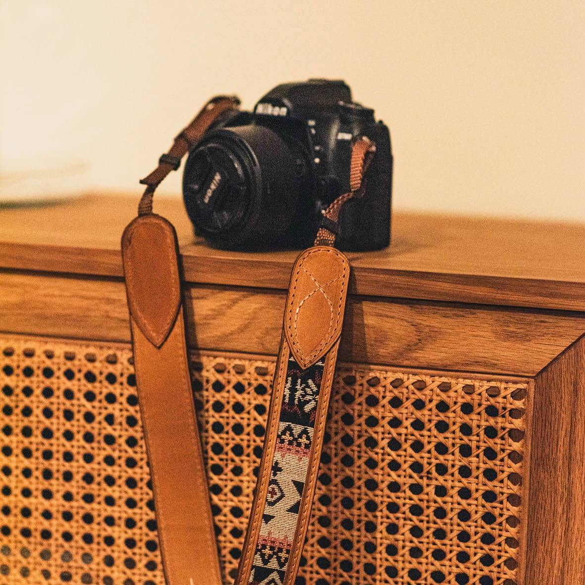 Camera straps - Hunch Clothes
