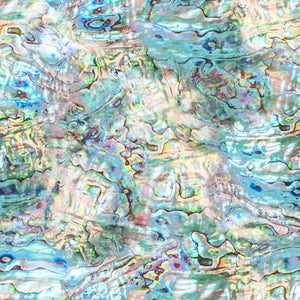 Nature's Narratives, Coastal Calm, Opal - Digitally printed, Hoffman, 100% cotton quilting fabric